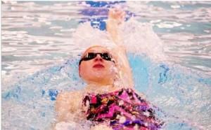 Ottawa's Shaylyn Hewton, 13, is a nationally ranked swimmer.